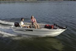 Lowe Boats AN150T Utility Boat
