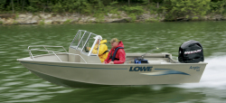 Lowe Boats Angler AN165DC Utility Boat