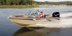 Lowe Boats FS165 Fish and Ski Boat