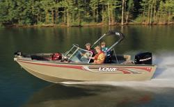 Lowe Boats FS185 Fish and Ski Boat