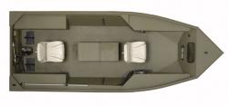 Lowe Boats Roughneck R16522SS Jon Boat