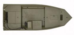 Lowe Boats R1652VPT Jon Boat