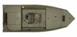 Lowe Boats Roughneck R1652VTC Jon Boat