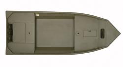 Lowe Boats Roughneck R1652VT Jon Boat