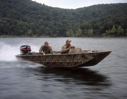 Lowe Boats Roughneck R1655D Jon Boat