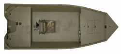 Lowe Boats Roughneck R1756VT Jon Boat