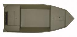 Lowe Boats Roughneck R1860VT Jon Boat