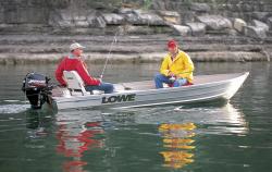 Lowe Boats LV1457 14 Cartopper Utility Boat