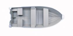 Lowe Boats LV1467T Utility Boat