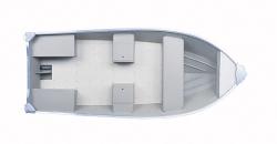 Lowe Boats LV1467WT Utility Boat