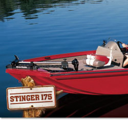 2008 Lowe Stinger 175