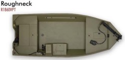 2008 Lowe R1860 VPT