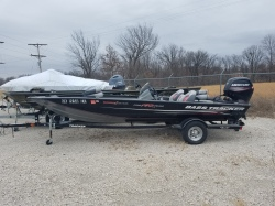 2015 - Tracker Boats - Pro Team 190 TX