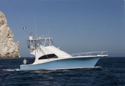 2010 - Luhrs Boats - 41 Convertible