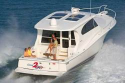 2010 - Luhrs Boats - 41 Hard Top