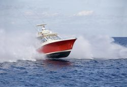 2012 - Luhrs Boats - 37 OB Canyon Series