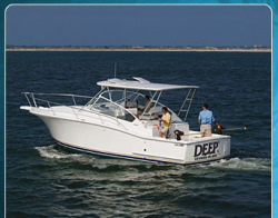 Luhrs Boats 31 Hard Top Cruiser Boat