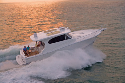 Luhrs Boats 41 Hard Top Cruiser Boat