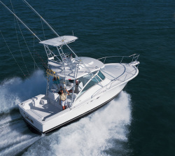Luhrs Boats 32 Open Express Fisherman Boat