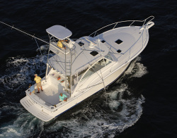 Luhrs Boats 41 Open Express Fisherman Boat