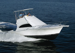 Luhrs Boats 36 Convertible Fishing Boat