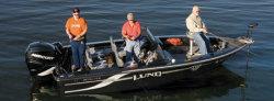 2009 - Lund Boats - 197 PRO-V GL