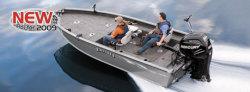 2009 - Lund Boats - 1710 Predator