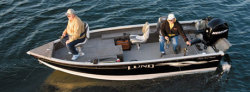 2009 - Lund Boats - 1725 Pro Guide