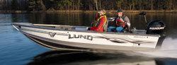 2009 - Lund Boats - 1800 Pro V