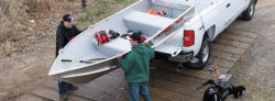 2009 - Lund Boats - A 14