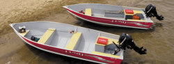 2009 - Lund Boats - WC 14