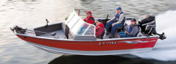 2009 - Lund Boats 1800 Sport Angler OE