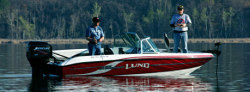 2010 - Lund Boats - 186 Pro Sport GL