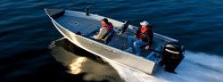 2010 - Lund Boats - 1750 Outfitter Tiller