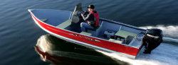 2010 - Lund Boats - SSV 16
