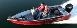 2010 - Lund Boats - 1625 Rebel SS