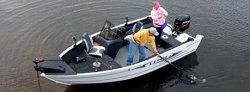2010 - Lund Boats - 1625 Rebel XL Tiller
