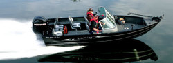 2010 - Lund Boats - 1725 Rebel XL Tiller