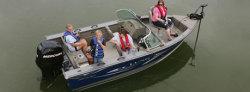 2010 - Lund Boats - 1700 Pro Sport
