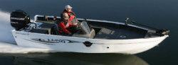 2010 - Lund Boats - 1710 Predator SS