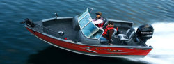 2010 - Lund Boats - 1725 Explorer SS