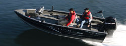 2010 - Lund Boats - 1725 Pro Guide Tiller
