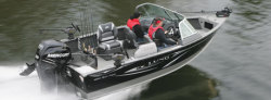 2010 - Lund Boats - 1800 Sport Angler