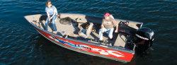 2010 - Lund Boats - 1825 Pro Guide Tiller