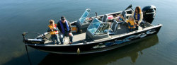 2010 - Lund Boats - 1825 Explorer SS