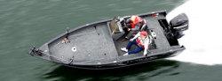 2010 - Lund Boats - 2010 Predator Tiller