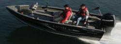 2010 - Lund Boats -  2010 Pro Guide Tiller
