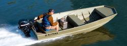 2010 - Lund Boats - 1448M Jon Boat
