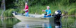 2010 - Lund Boats - 1648M Jon Boat
