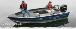 2011 - Lund Boats - 1725 Pro Guide